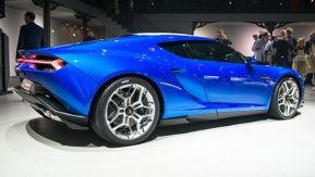 Lamborghini Asterion - the other side